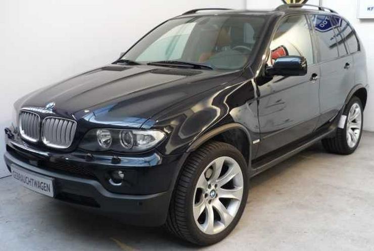 BMW X5 3.0 d Edition Exclusive Sport /20Zoll/ Panorama / NAVI / 8fach bereift