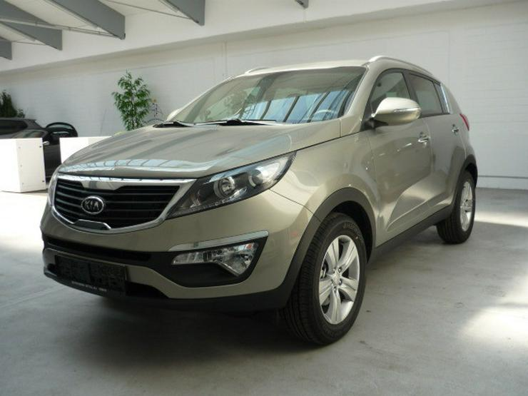 KIA Sportage 1.6 GDI 2WD Vision Extra Eco 2 Zonen Klima / Alu17 Zoll / Start-Stop /  PDC