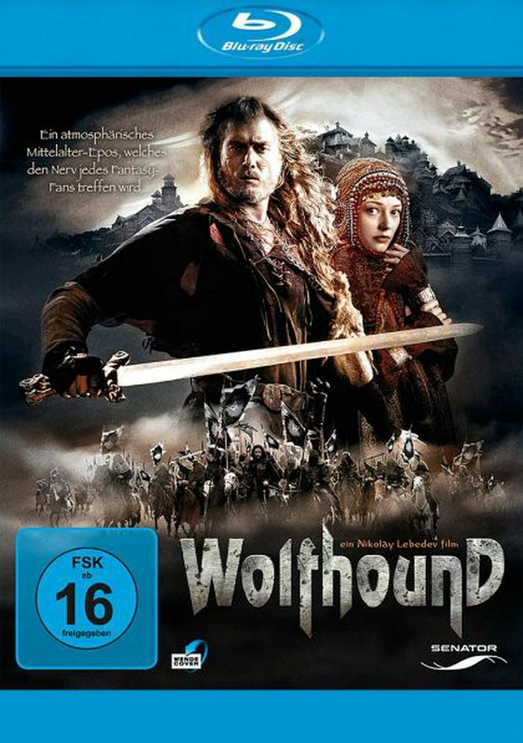 Wolfhound   Blu-ray 3D