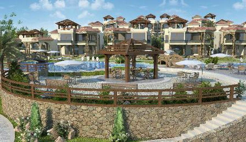 Villen mit privatem Pool in Nabq Bay - Sharm El Sheikh