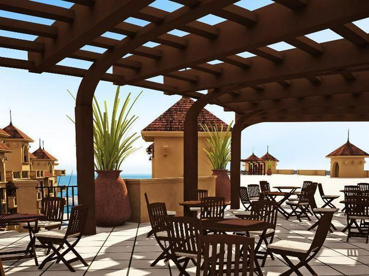 Bild 6: Turtles Beach Resort Hurghada - Strandresort mit Superpreisen - 3-Zimmer-Wohnung