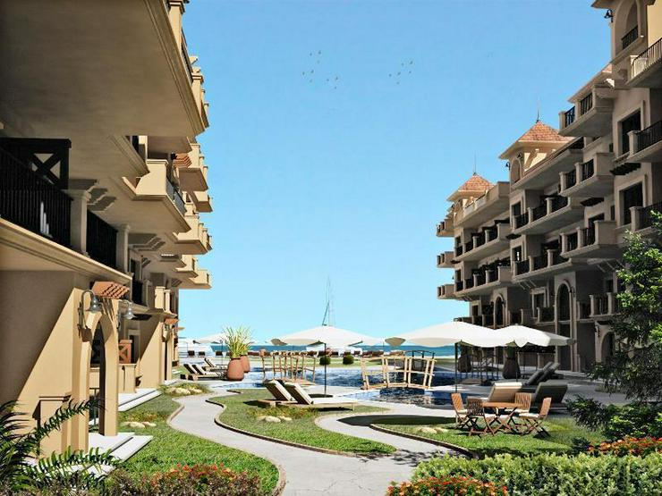 Bild 5: Turtles Beach Resort Hurghada - Strandresort mit Superpreisen - 3-Zimmer-Wohnung