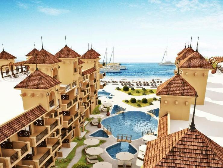 Bild 3: Turtles Beach Resort Hurghada - Strandresort mit Superpreisen - 3-Zimmer-Wohnung