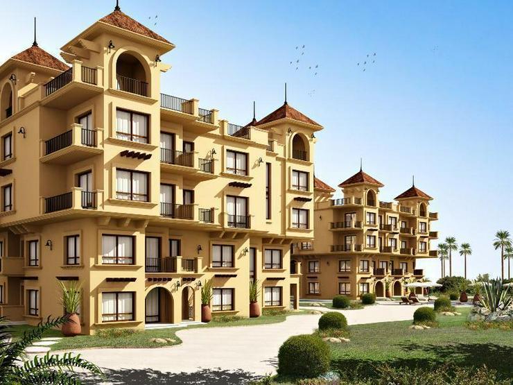Bild 4: Turtles Beach Resort Hurghada - Strandresort mit Superpreisen - 3-Zimmer-Wohnung