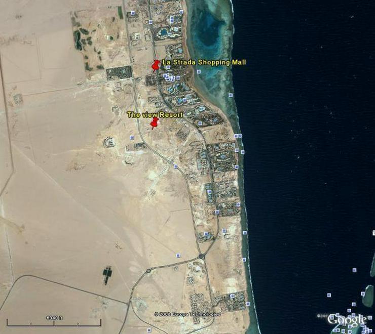 "Bild 4: Apartments im ""The View Resort"" - Nabq Bay - Sharm El Sheikh"