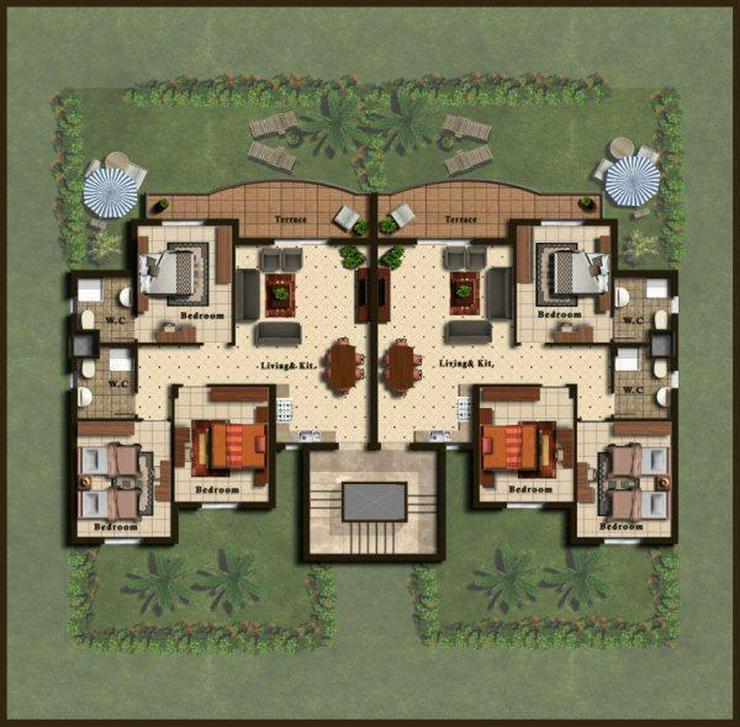 "Bild 3: Apartments im ""The View Resort"" - Nabq Bay - Sharm El Sheikh"