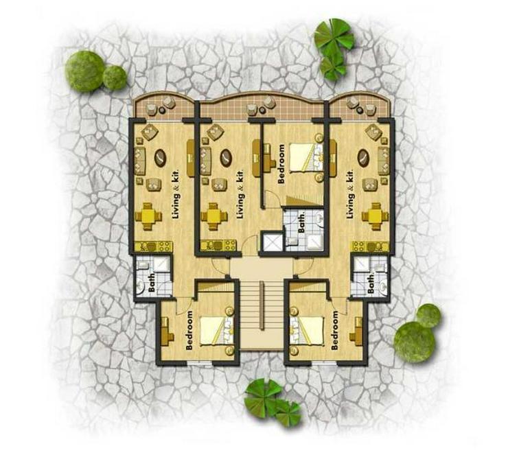 "Bild 5: Apartments im ""The View Resort"" - Nabq Bay - Sharm El Sheikh"
