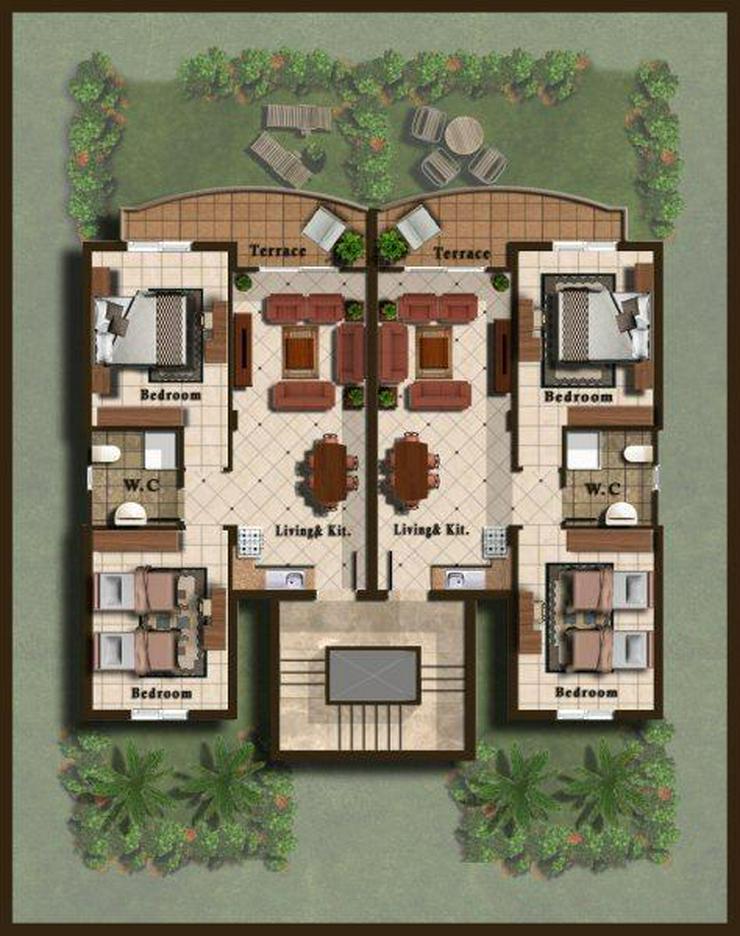 "Bild 6: Apartments im ""The View Resort"" - Nabq Bay - Sharm El Sheikh"