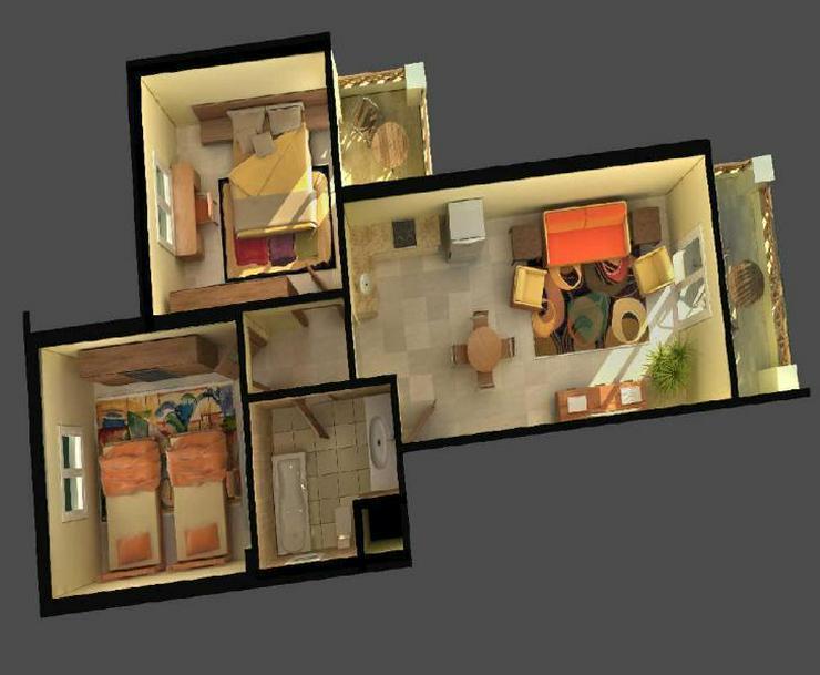 Studios und Apartments im Aqua Marine Resort - Nabq Bay - mit 7% garantierter Mieteinnahme - Bild 1