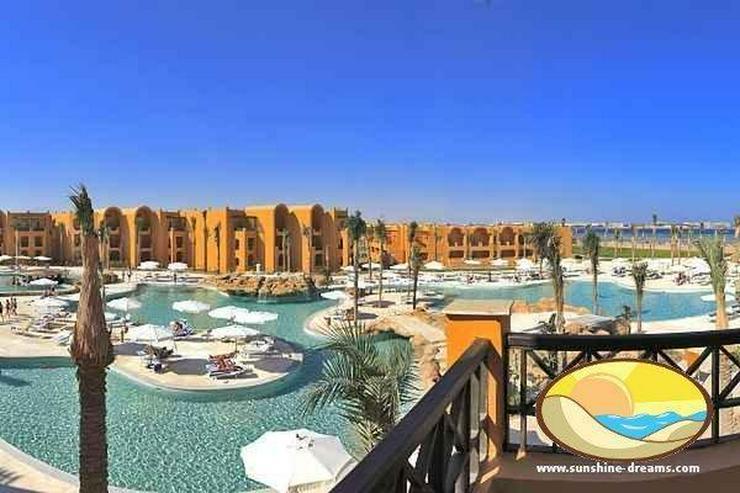 Geräumiges 2 Zimmerapartment im 4* Stella Makadi Resort - Makadi Bay - - Auslandsimmobilien - Bild 1