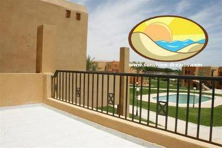 Bild 3: Geräumiges 2 Zimmerapartment im 4* Stella Makadi Resort - Makadi Bay -