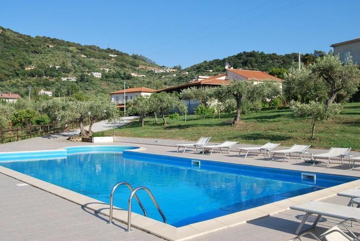Sizilien-Fewo, 7 Pers., Pool, WLan