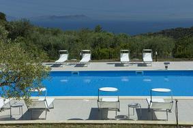 Fewo Pool 3 Schlafzimmer Panoramablick - Italien - Bild 1