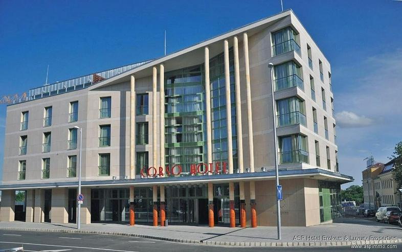 Neu erbautes 4-Sterne Design Hotel in der zweitgrößten Stadt Ungarns in Pécs mit 83 Zim...
