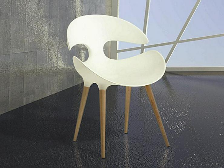 Designer Kunststoffstuhl KAT-M von Karim Rashid