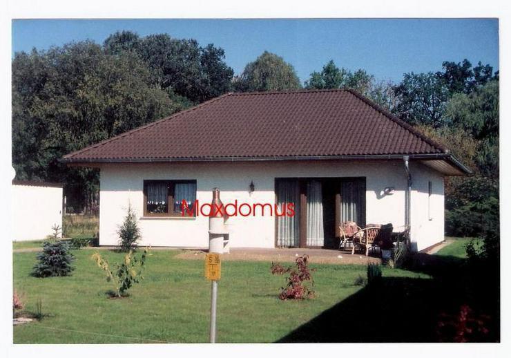 """maxdomus Deutschland """" Wir leben Häuser"""" Haus Genua Massivhaus - Bild 1"""