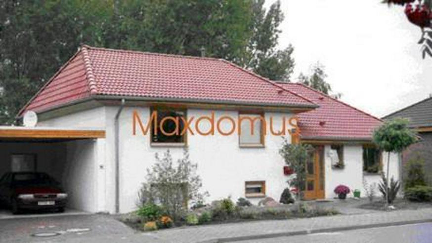 """maxdomus Deutschland """" Wir leben Häuser"""" Haus Merano Massivhaus - Bild 1"""