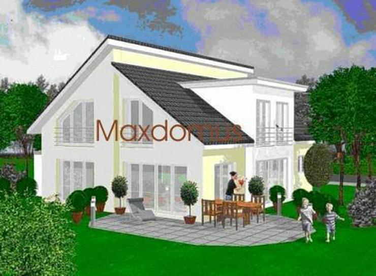 """maxdomus Deutschland """" Wir leben Häuser"""" Haus Rimini Massivhaus"""