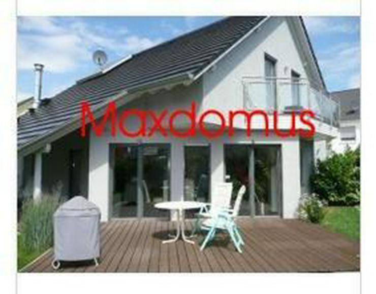 """maxdomus Deutschland """" Wir leben Häuser"""" Haus Trevisio Massivhaus"""