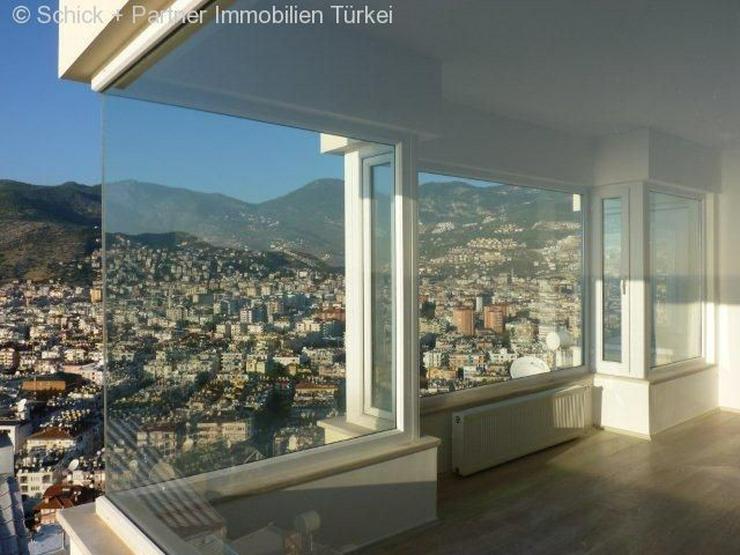 Ultra-Luxus-Villa am Burgberg von Alanya mit atemberaubendem Ausblick - Haus kaufen - Bild 1