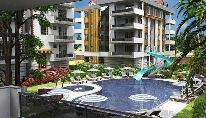 Schönes Neubauprojekt direkt am Dimcay und nicht weit vom Meer - Wohnung kaufen - Bild 1
