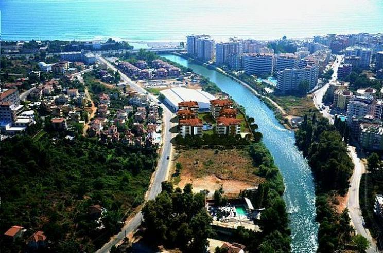Bild 2: Schönes Neubauprojekt direkt am Dimcay und nicht weit vom Meer