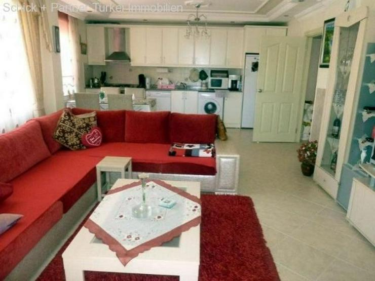 Sehr gepflegtes Appartement im Stadtzentrum von Alanya nur 150 m zum Meer - Wohnung kaufen - Bild 1