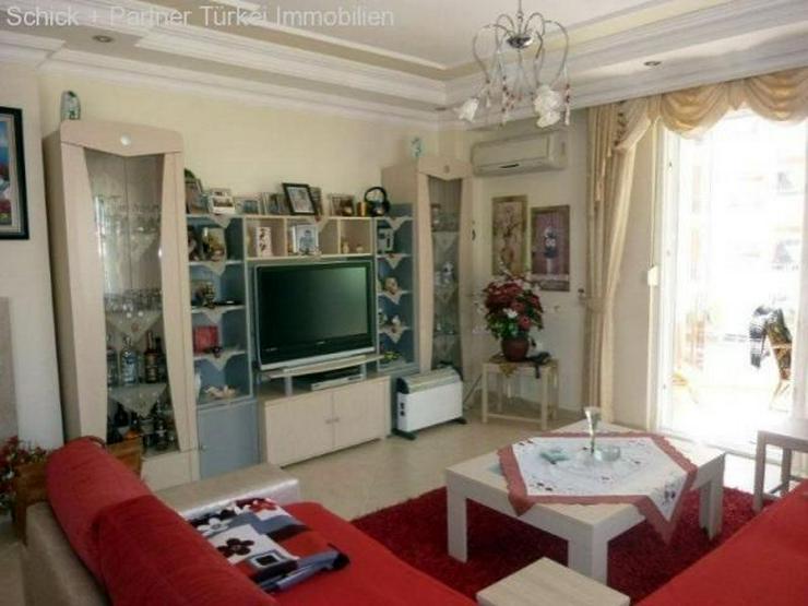 Bild 10: Sehr gepflegtes Appartement im Stadtzentrum von Alanya nur 150 m zum Meer