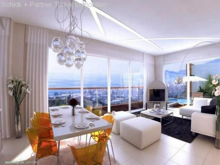 Bild 6: De Luxe Residence-Masionette Wohnungen mit Traumpanorama
