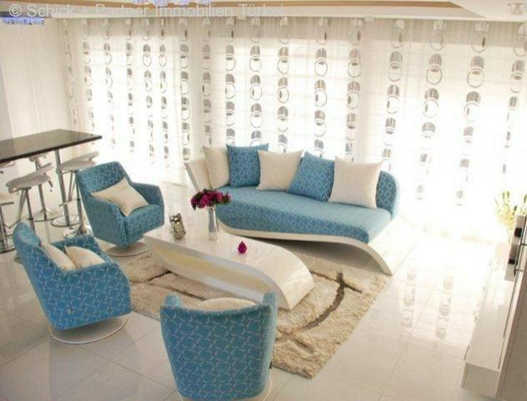Bild 6: Maisonette-Wohnung im extravaganten Design