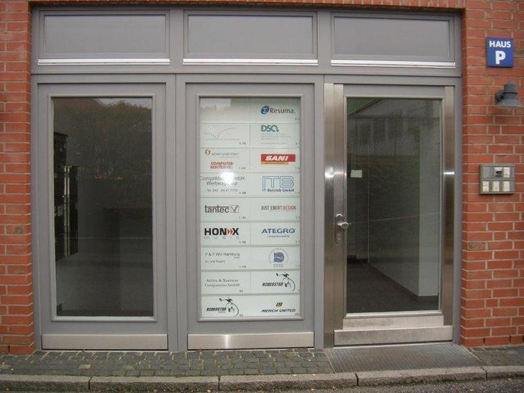 Bild 6: Neuwertige, helle Bürofläche auf kreativem Gewerbehof in Hamburg Bahrenfeld. Küche, WC,...