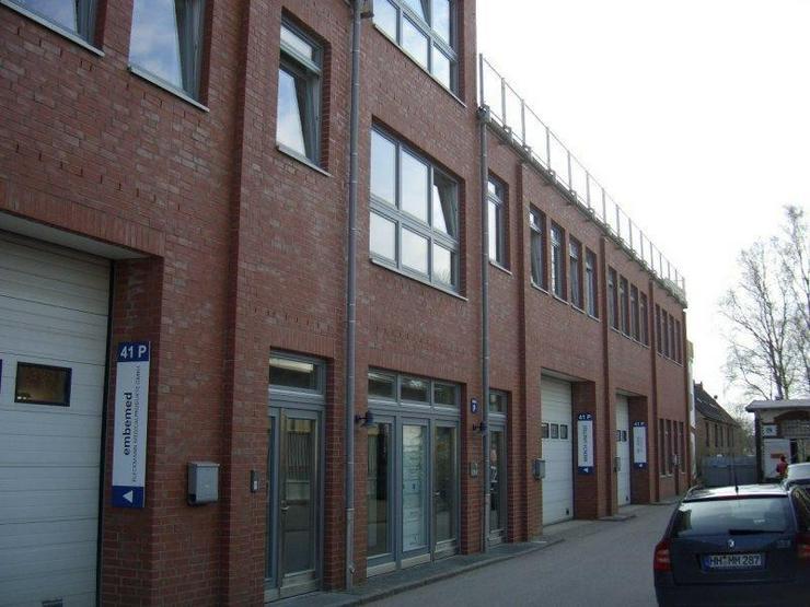 Bild 3: Neuwertige, helle Bürofläche auf kreativem Gewerbehof in Hamburg Bahrenfeld. Küche, WC,...