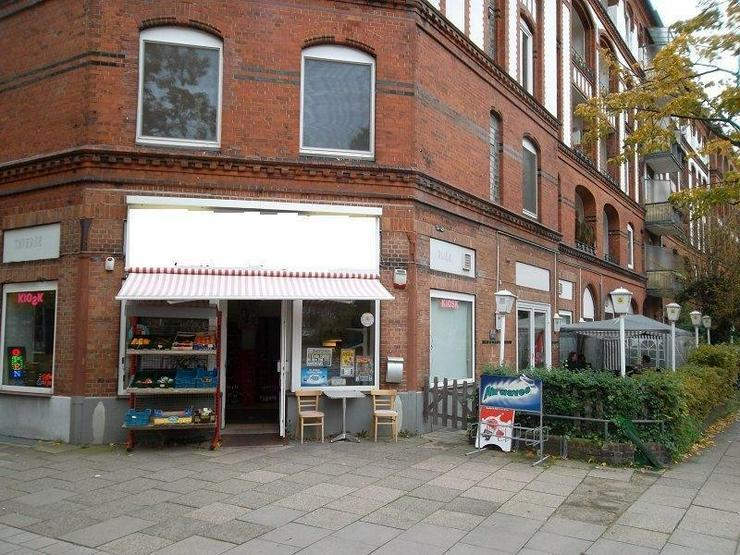 Bürofläche (derzeit Laden) in gefragter Lage in der Schleidenstraße/Biedermannplatz - Gewerbeimmobilie mieten - Bild 1
