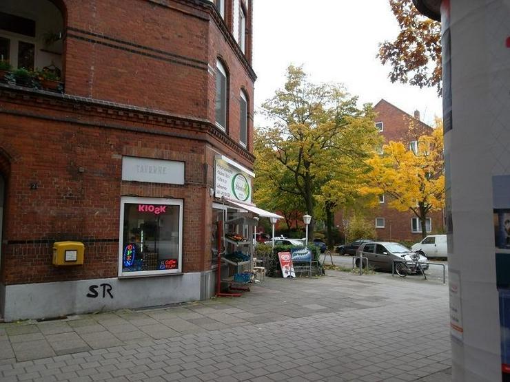 Bild 4: Bürofläche (derzeit Laden) in gefragter Lage in der Schleidenstraße/Biedermannplatz