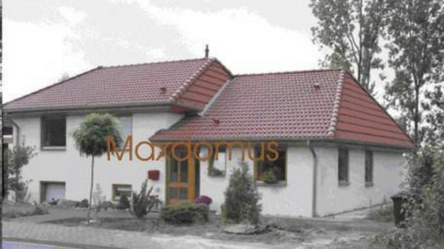 """Bild 2: maxdomus Deutschland """" Wir leben Häuser"""" Haus Merano Massivhaus"""