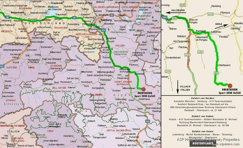 Bild 9: Traumgrundstück zur HOTELERRICHTUNG bis 250 Betten in TOP-Lage in Obertauern, Salzburg, ?...