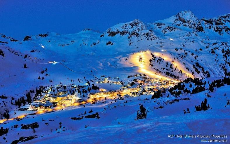Traumgrundstück zur HOTELERRICHTUNG bis 250 Betten in TOP-Lage in Obertauern, Salzburg, ?... - Grundstück kaufen - Bild 1