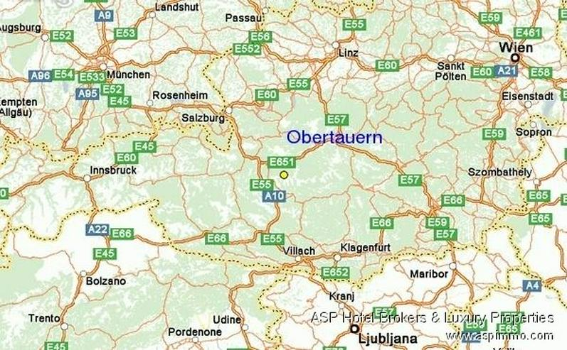Bild 10: Traumgrundstück zur HOTELERRICHTUNG bis 250 Betten in TOP-Lage in Obertauern, Salzburg, ?...