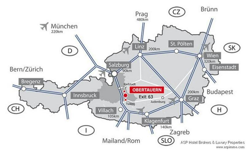Bild 8: Traumgrundstück zur HOTELERRICHTUNG bis 250 Betten in TOP-Lage in Obertauern, Salzburg, ?...