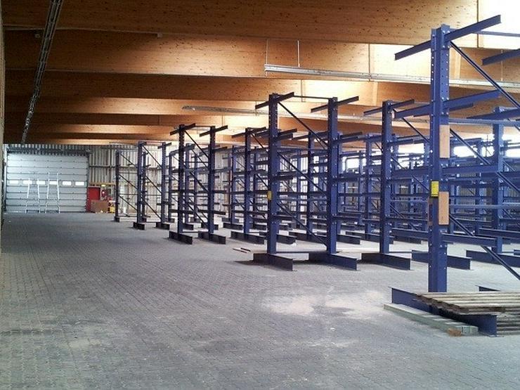 Bild 4: Lagerhalle mit Verkaufsraum und Büro