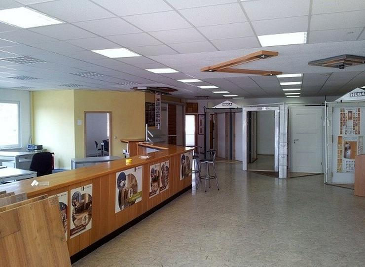 Bild 5: Lagerhalle mit Verkaufsraum und Büro