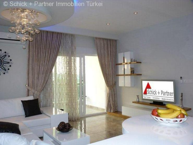 Bild 3: Luxus-Maisonette-Wohnung am wohl aussergewöhnlichsten Ort der Türkischen Riviera !