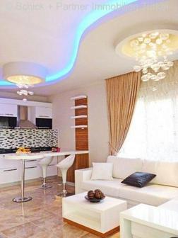 Luxus Maisonette Wohnung aussergew�hnlichsten Ort T�rkischen Riviera - Wohnung kaufen - Bild 1