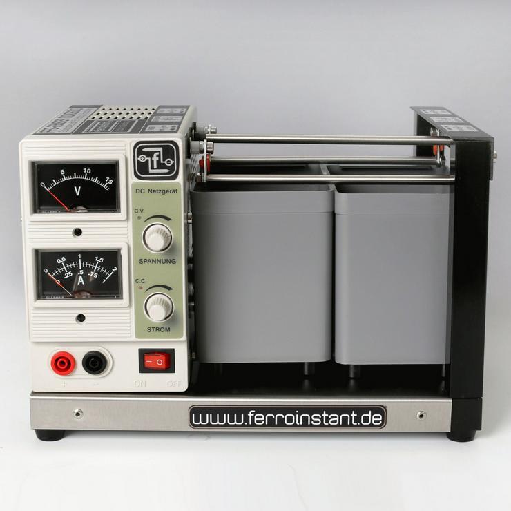 Galvanisiergerät für Hobby und Handwerk