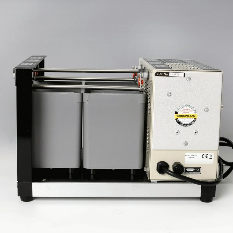 Bild 3: Galvanisiergerät für Hobby und Handwerk