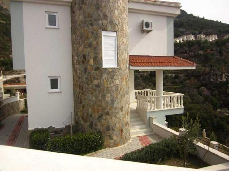 bilder zu fantastische villa mit atemberaubendem ausblick zum super preis in alanya bektas. Black Bedroom Furniture Sets. Home Design Ideas