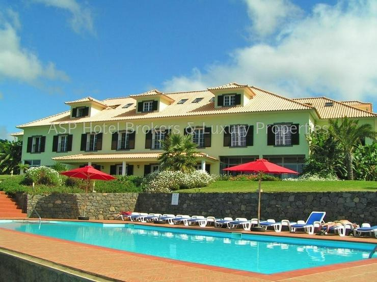 4-Sterne Traumhotel mit 80%iger Auslastung auf der Blumeninsel Madeira in Panoramalage zu ...