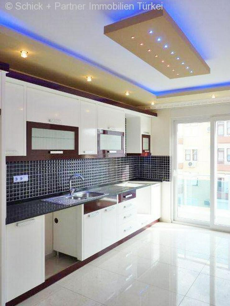 Wunderschönes Luxus-Appartement zentral in Alanya - Wohnung kaufen - Bild 1