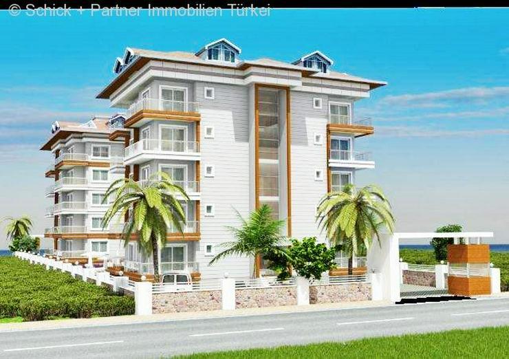 Bild 18: Modernes Appartement mit seitlichem Meerblick !