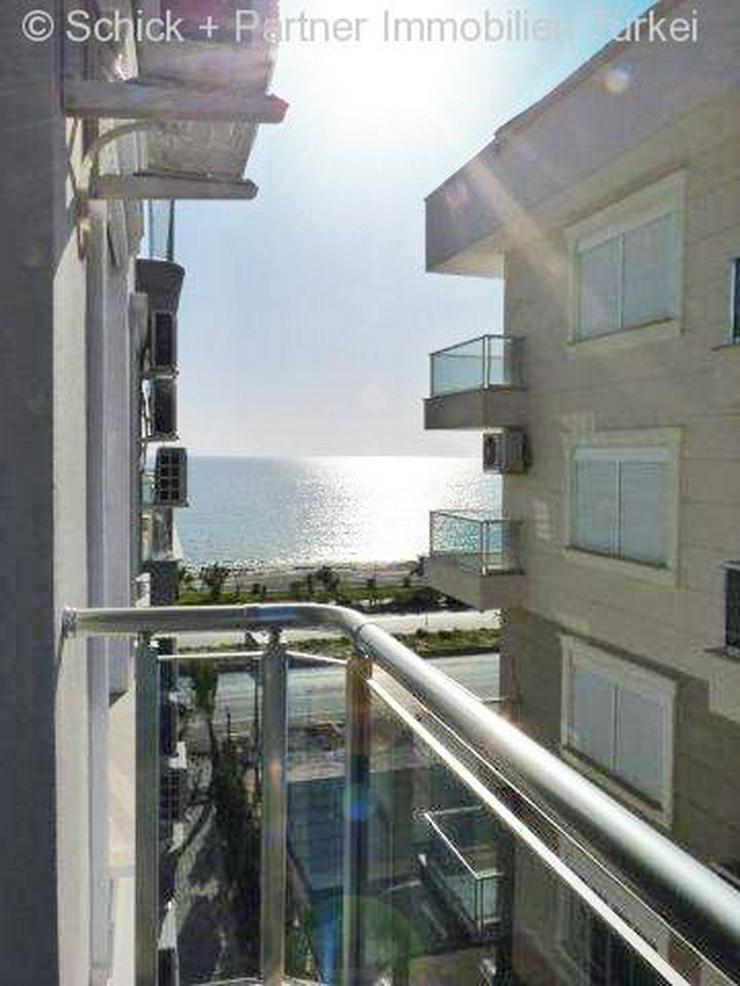 Modernes Appartement mit seitlichem Meerblick !